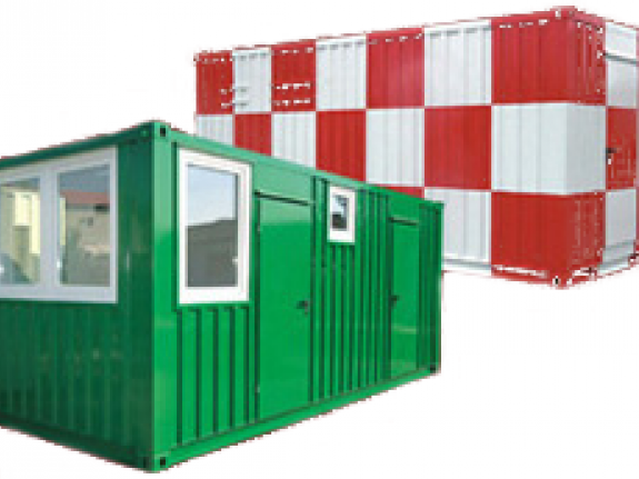 Office and residential containers